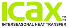 Interseasonal Heat Transfer from ICAX